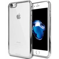 Mercury RING2 - Etui iPhone 7 (srebrny)