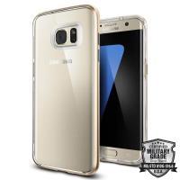 Spigen Neo Hybrid Crystal - Etui Samsung Galaxy S7 edge (Champagne Gold)