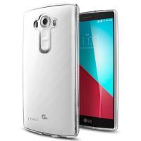 Spigen Ultra Hybrid - Etui LG G4 (przezroczysty)
