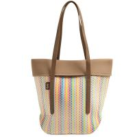 BUILT City Tote - Torebka miejska (Candy Dot)