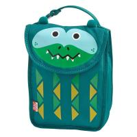 BUILT Big Apple Buddies Lunch Sack - Torebka na lunch (Alligator)