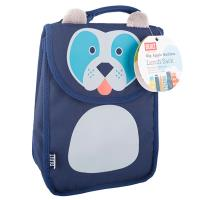 BUILT Big Apple Buddies Lunch Sack - Torebka na lunch (Delancey Doggie)