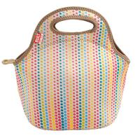 BUILT Gourmet Getaway Lunch Tote - Torebka na lunch (Candy Dot)