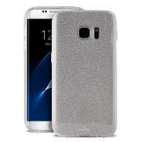 PURO Glitter Shine Cover - Etui Samsung Galaxy S8 (Silver)