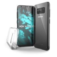 X-Doria Defense 360 - Etui przód + tył Samsung Galaxy S8 (przezroczysty)