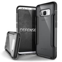 X-Doria Defense Clear - Etui Samsung Galaxy S8 (czarny)