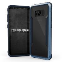 X-Doria Defense Shield - Etui aluminiowe Samsung Galaxy S8 (Metallic Blue)