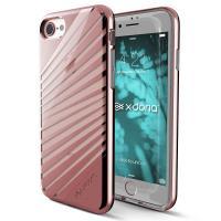 X-Doria Revel Lux - Etui iPhone 8 / 7 (Rose Gold Rays)