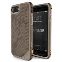 X-Doria Defense Lux - Aluminiowe etui iPhone 7 Plus (Brown Desert Camo)