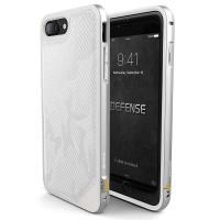 X-Doria Defense Lux - Aluminiowe etui iPhone 7 Plus (White Desert Camo)
