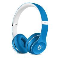 Beats Solo2 Luxe Edition - Słuchawki nauszne (niebieski)