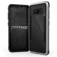 X-Doria Defense Shield - Etui aluminiowe Samsung Galaxy S8 (Silver)