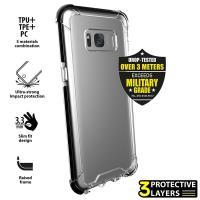 PURO Impact Pro Hard Shield - Etui Samsung Galaxy S8 (czarny)