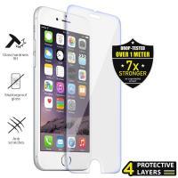 PURO Sapphire Tempered Glass - Szkło ochronne hartowane na ekran iPhone 8 / 7 / 6s / 6