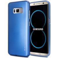 Mercury I-Jelly - Etui Samsung Galaxy S8 (niebieski)