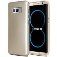 Mercury I-Jelly - Etui Samsung Galaxy S8+ (złoty)