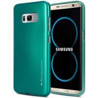 Mercury I-Jelly - Etui Samsung Galaxy S8+ (zielony)
