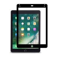 """Moshi iVisor AG - Ochronna folia anty-refleksyjna iPad 9.7"""" (2017) / iPad Pro 9.7""""/ iPad Air 2 (czarna ramka)"""