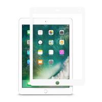 """Moshi iVisor AG - Ochronna folia anty-refleksyjna iPad 9.7"""" (2017) / iPad Pro 9.7""""/ iPad Air 2 (biała ramka)"""