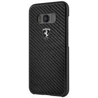 Ferrari Heritage Hardcase - Etui Samsung Galaxy S8 (czarny)