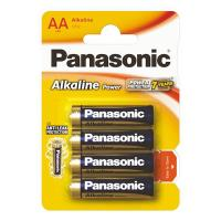Panasonic Alkaline Power LR6/AA - Bateria Alkaliczna AA, 1.5 V (4 szt.)
