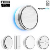 Smanos K1 - Inteligentny system alarmowy (iOS & Android)