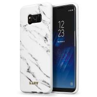 Laut HUEX ELEMENTS - Etui Samsung Galaxy S8+ (Marble White)