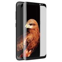 X-Doria Armour 3D Glass - Szkło ochronne 9H na cały ekran Samsung Galaxy S8 (czarna ramka)