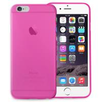 "PURO Ultra Slim ""0.3"" Cover - Etui iPhone 6s / iPhone 6 (różowy)"