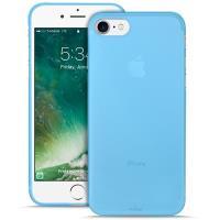 """PURO Ultra Slim """"0.3"""" Cover - Etui iPhone 8 / 7 (niebieski)"""