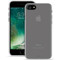 """PURO Ultra Slim """"0.3"""" Cover - Etui iPhone 8 / 7 (półprzezroczysty)"""