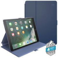 "Speck Balance Folio - Etui iPad 9.7"" (2017) / iPad Pro 9.7"" / iPad Air 2 / iPad Air w/Magnet & Stand up (Marine Blue/Twilight Blue)"