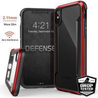 X-Doria Defense Shield - Etui iPhone X (Red)