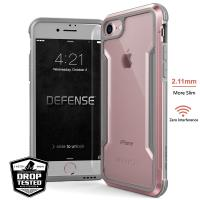 X-Doria Defense Shield - Etui aluminiowe iPhone 8 / 7 (Rose Gold)