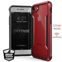 X-Doria Defense Shield - Etui aluminiowe iPhone 8 / 7 (Red)
