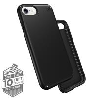 Speck Presidio - Etui iPhone 8 / 7 / 6s / 6 (Black/Black)