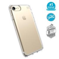 Speck Presidio Clear - Etui iPhone 8 / 7 / 6s / 6 (przezroczysty)