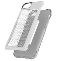Griffin Survivor Fit - Pancerne etui iPhone 8 Plus / 7 Plus / 6s Plus / 6 Plus (biały/szary)