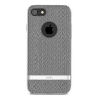 Moshi Vesta - Etui iPhone 8 / 7 (Herringbone Gray)