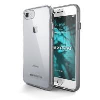X-Doria ClearVue - Etui iPhone 8 / 7 (Grey)