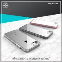 X-Doria ClearVue - Etui iPhone 8 / 7 (Pink)