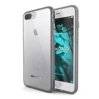 X-Doria ClearVue - Etui iPhone 8 Plus / 7 Plus (Grey)