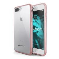 X-Doria ClearVue - Etui iPhone 8 Plus / 7 Plus (Pink)