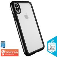 Speck Presidio Show - Etui iPhone X (Clear/Black)