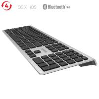 Kanex MultiSync Aluminum Mac Keyboard - Aluminiowa pełna klawiatura Bluetooth dla Mac & iOS