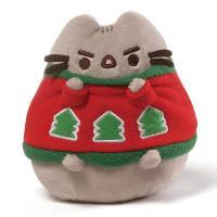 Pusheen - Maskotka w świątecznym swetrze (12 cm)