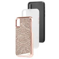 Case-mate Brilliance Tough - Etui iPhone X (Lace)