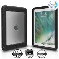 """Catalyst Waterproof Case - Etui wodoszczelne iPad 9.7"""" (2017) + wielopozycyjny stojak (Stealth Black)"""