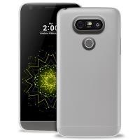 """PURO Ultra Slim """"0.3"""" Cover - Etui LG G5 (półprzezroczysty)"""