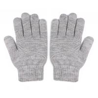 Moshi Digits - Rękawiczki do ekranów dotykowych S/M (Light Gray)